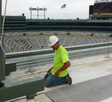 Green Bay Packer Stadium