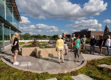 UW Stevens Point Green Roof Project
