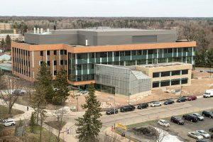 UWSP green roof project