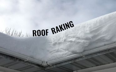 Should I Rake My Roof?