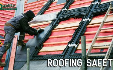 Why Choose a Commercial Roofer Who Values Safety