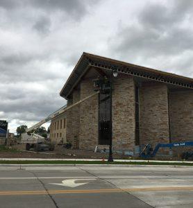 Everett Memorial Marshfield Public Library