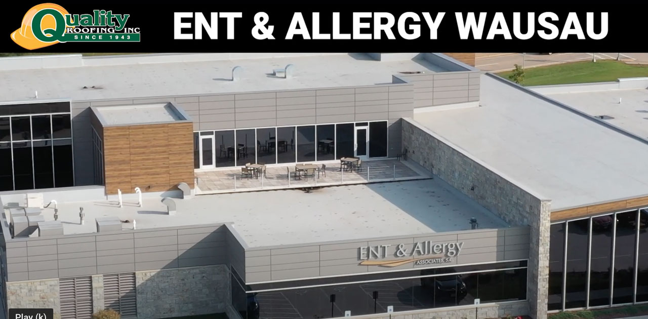 Medical Facility Roofing Project