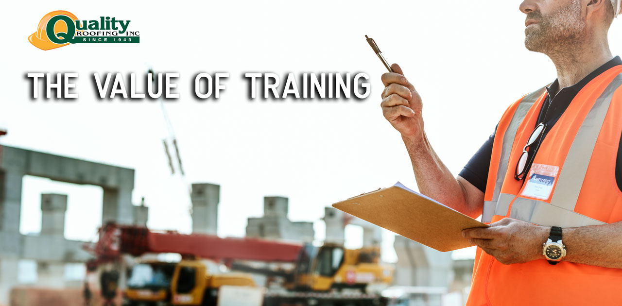 Why Training is So Important in Roofing Industry