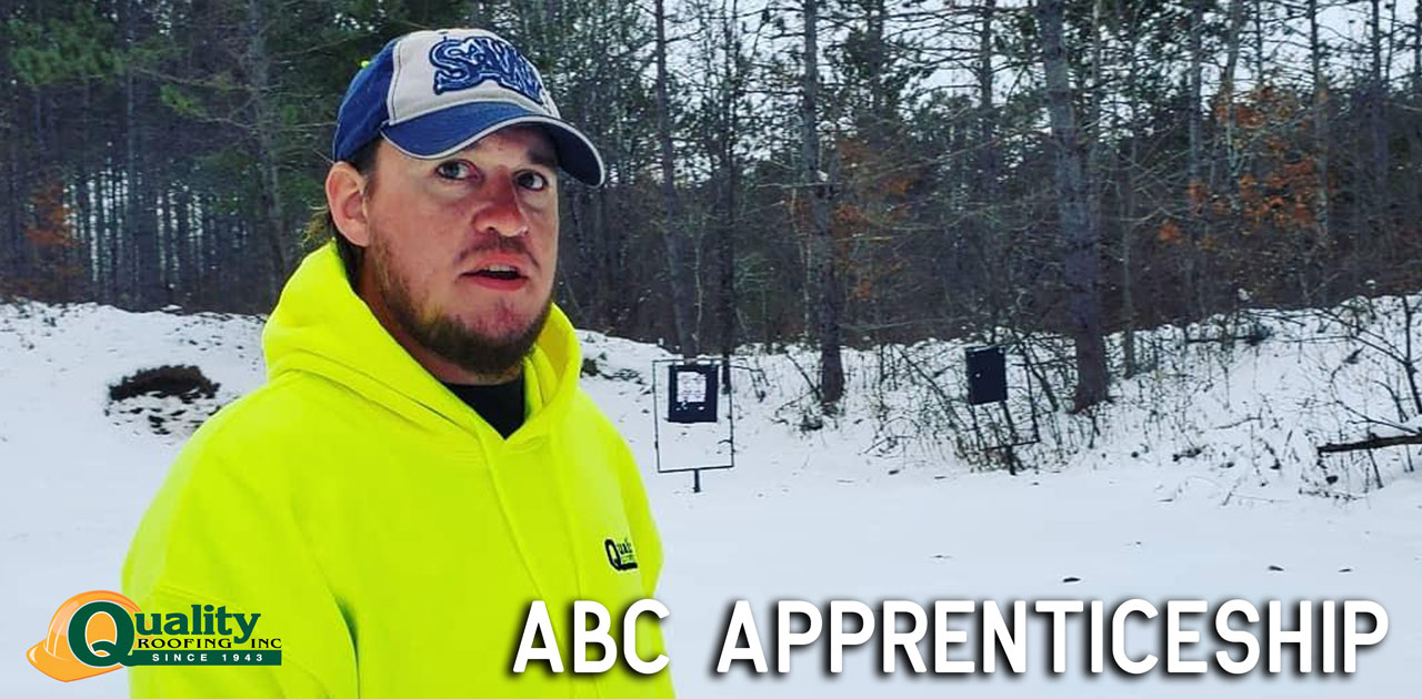 Aaron Kurschner Newest Graduate of ABC Apprenticeship Program