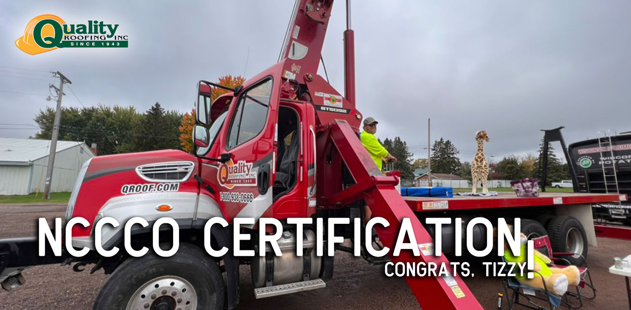 """Kyle """"Tizzy"""" Tisdell Completes NCCCO Certification Program"""